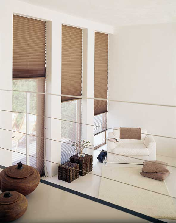 Pleated Blinds - Pleated Blinds
